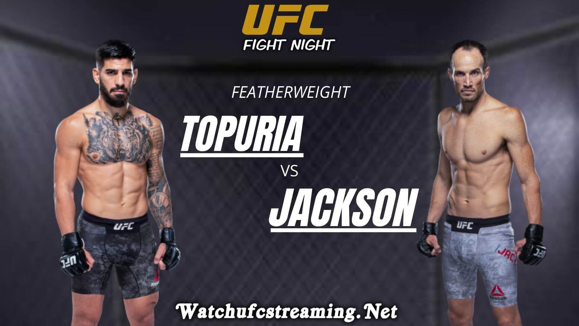 LLia Topuria Vs Damon Jackson Live Stream 2020 | UFC Middleweight slider