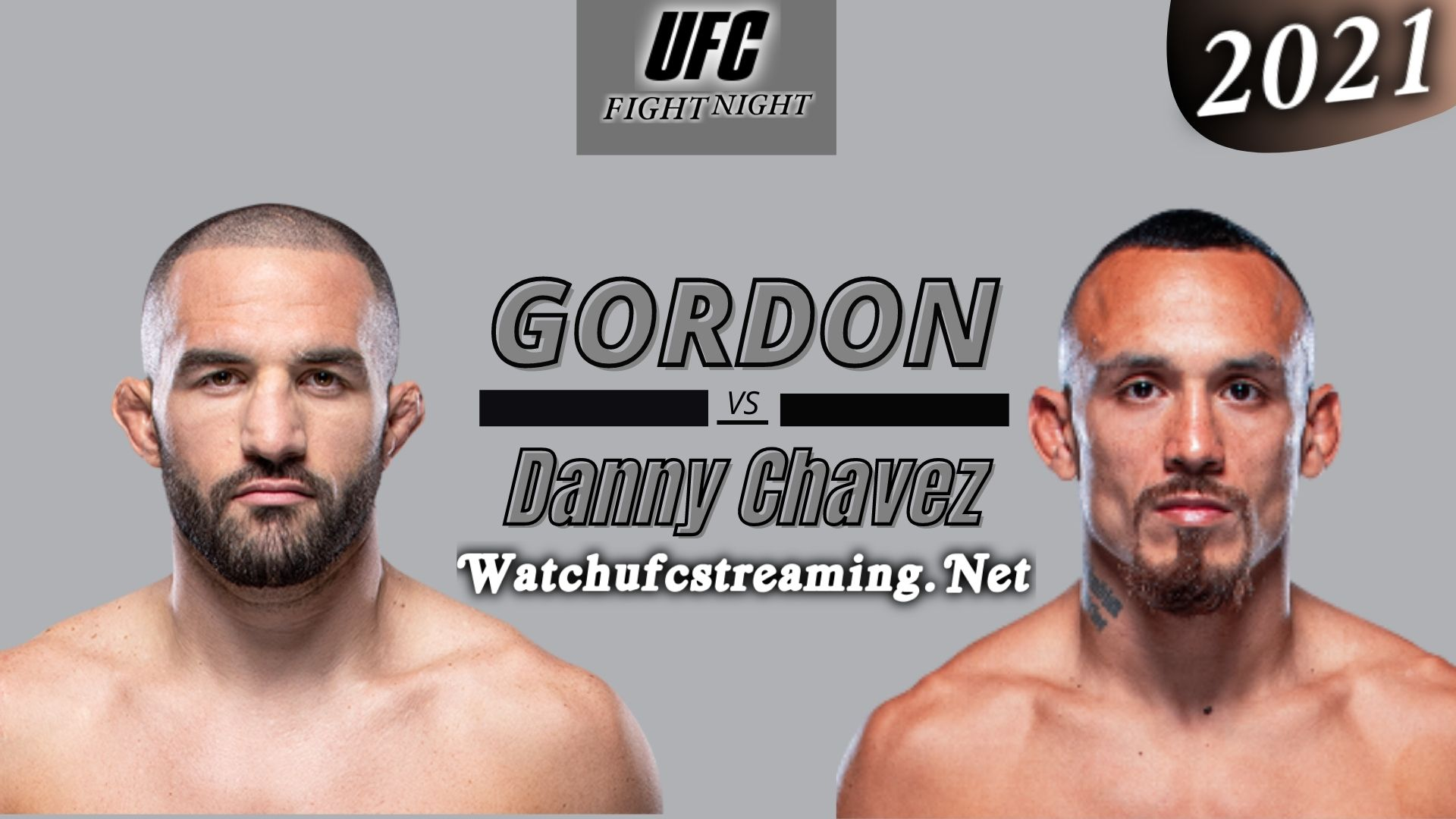 UFC: Jared Gordon Vs Danny Chavez Highlights 2021 | Featherweight