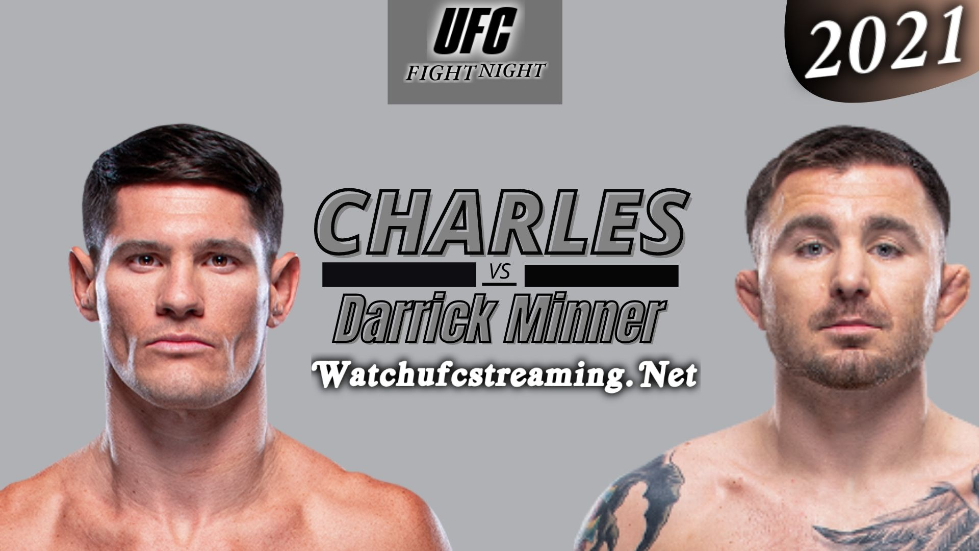 UFC: Charles Rosa Vs Darrick Minner Highlights 2021 - Featherweight