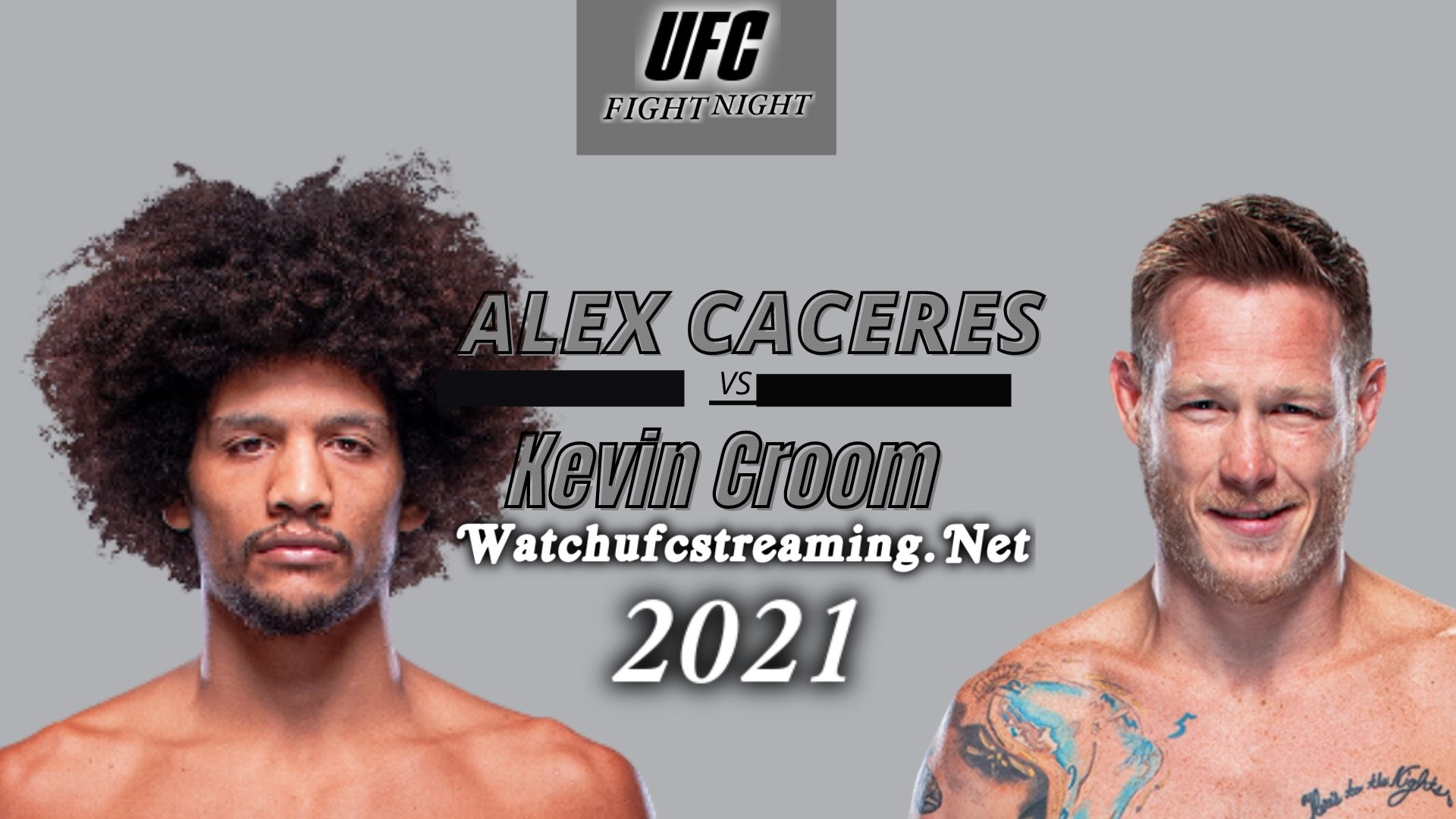 UFC - Alex Caceres Vs Kevin Croom Highlights 2021 | Featherweight