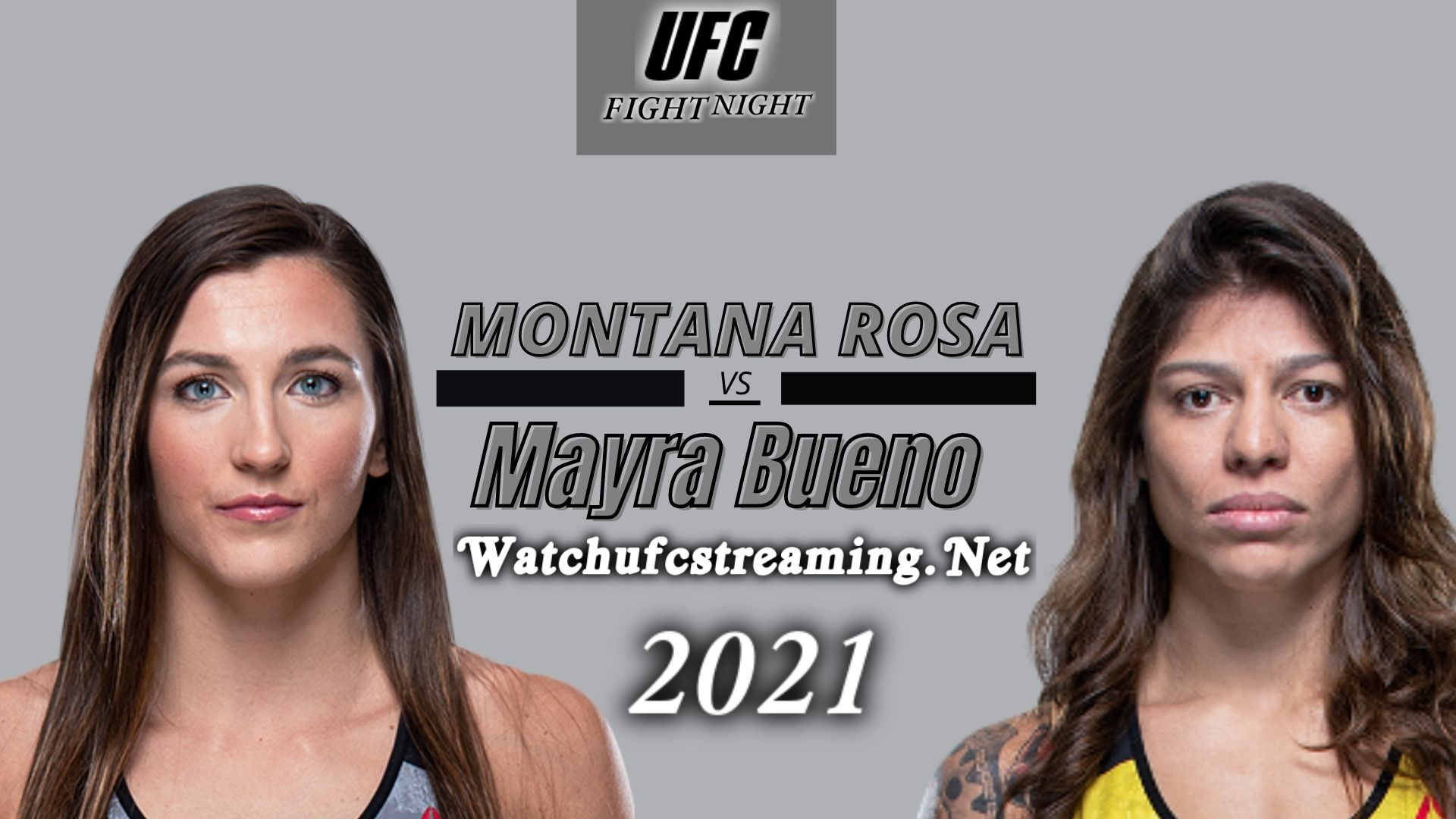 UFC - Montana Rosa Vs Mayra Silva Highlights 2021 | Flyweight