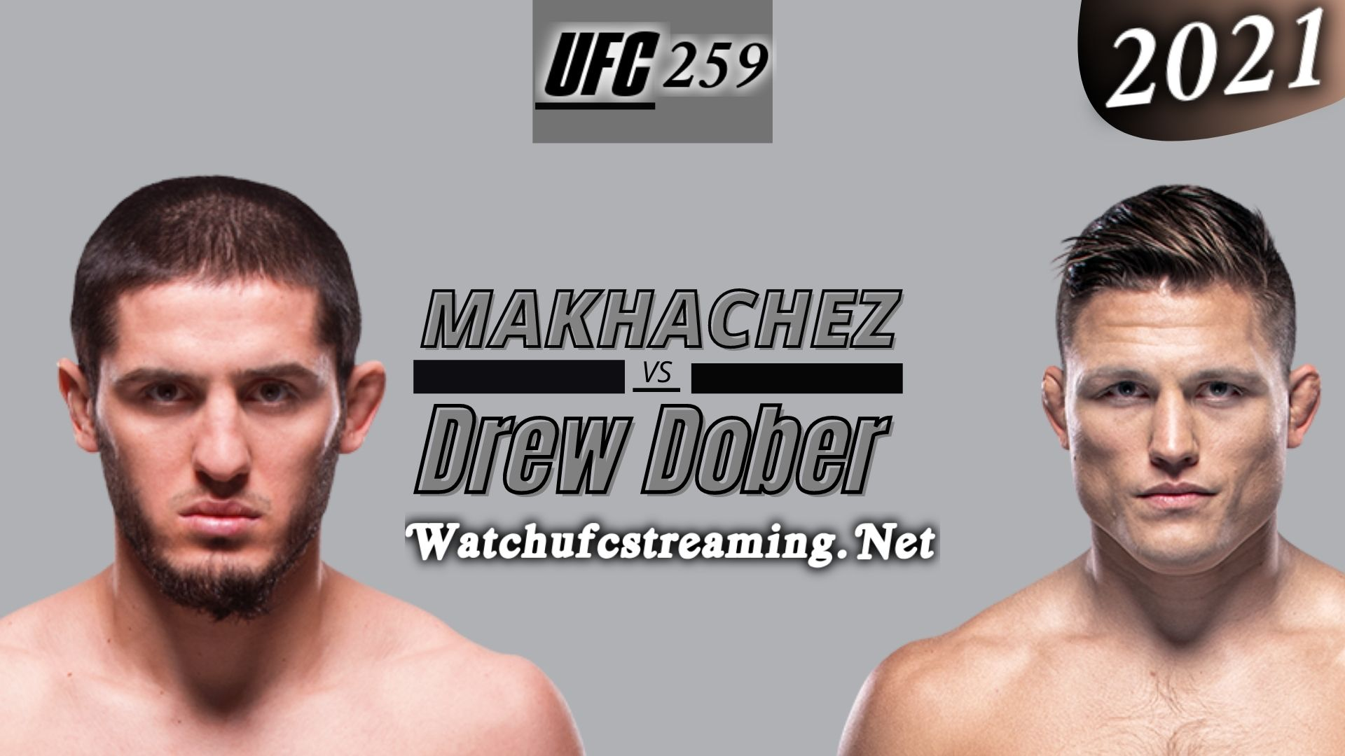 UFC 259: Islam Makhachev Vs Drew Dober Highlights 2021 | Lightweight