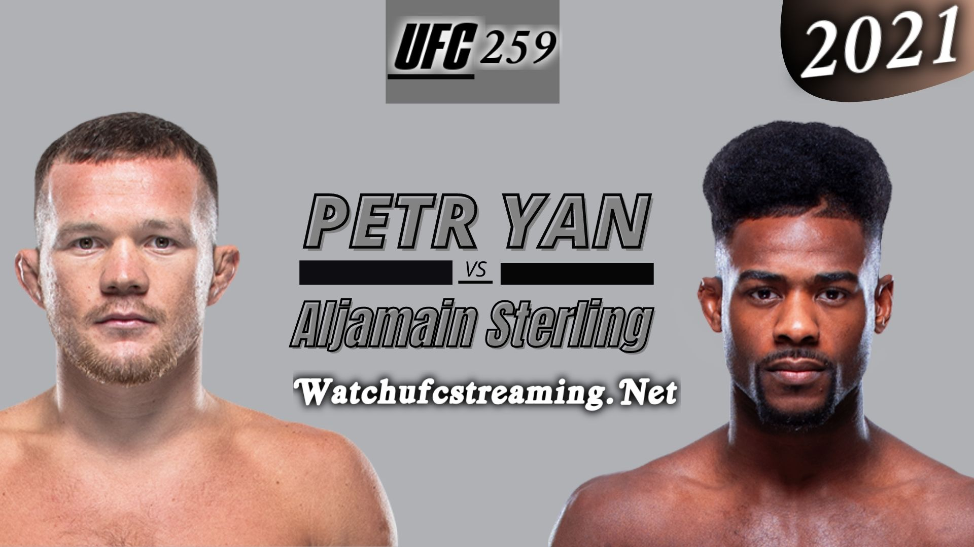 UFC 259: Petr Yan Vs Aljamain Sterling Highlights 2021 | Bantamweight