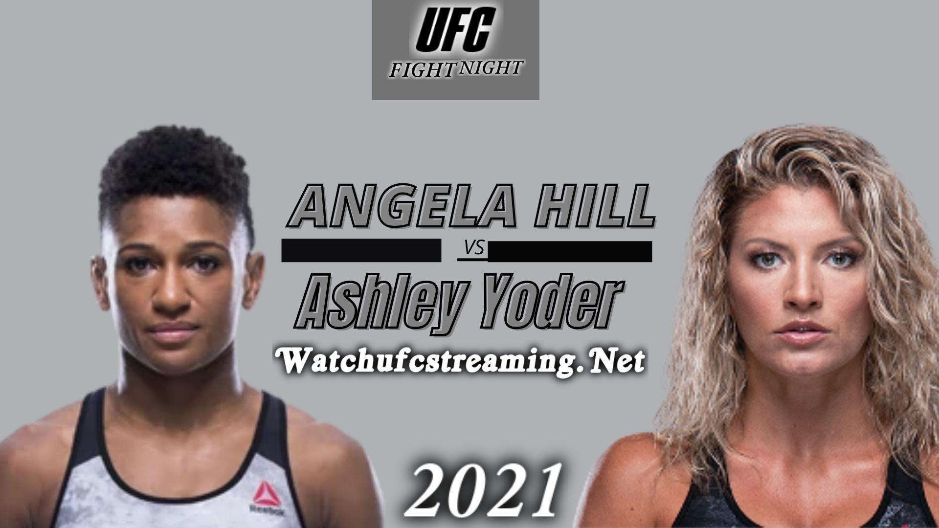 UFC | Hill Vs Yoder Highlights 2021 - Strawweight