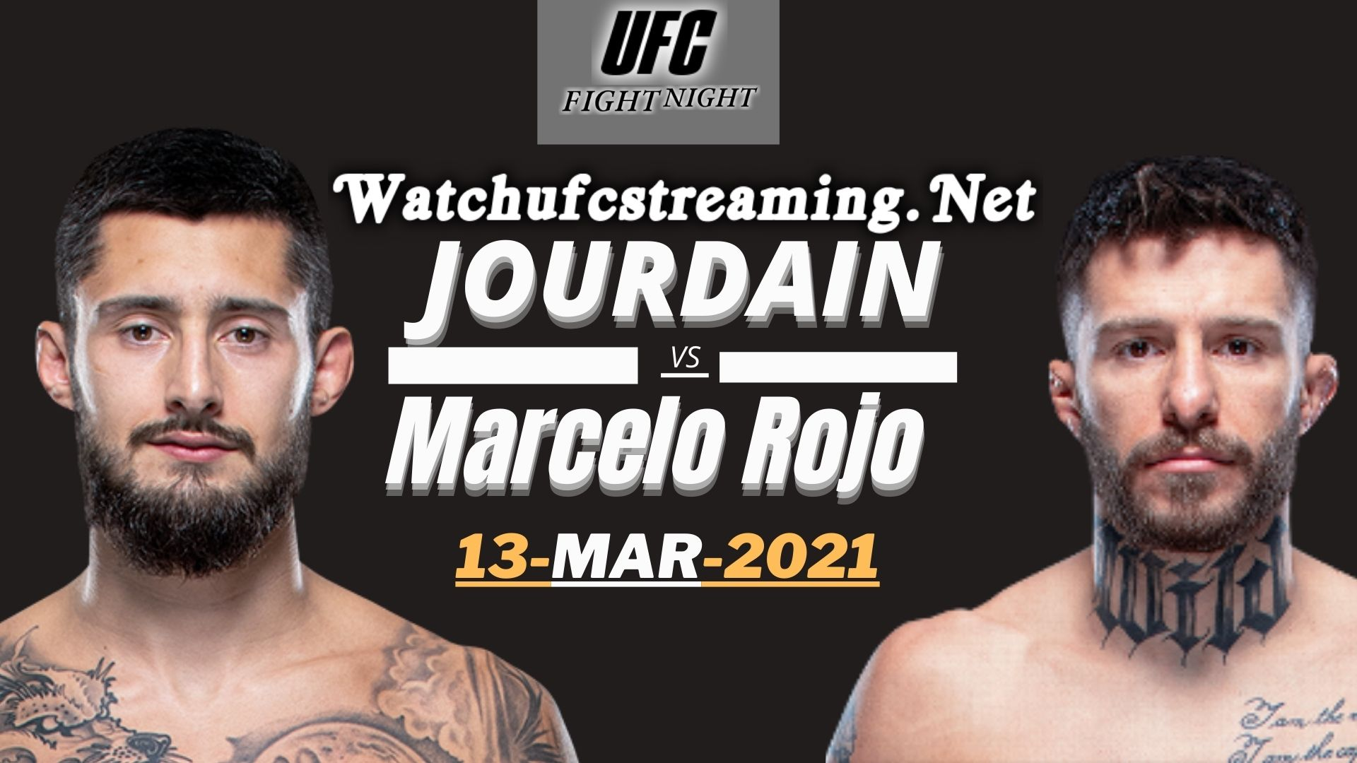UFC | Jourdain Vs Marcelo Highlights 2021 - Featherweight