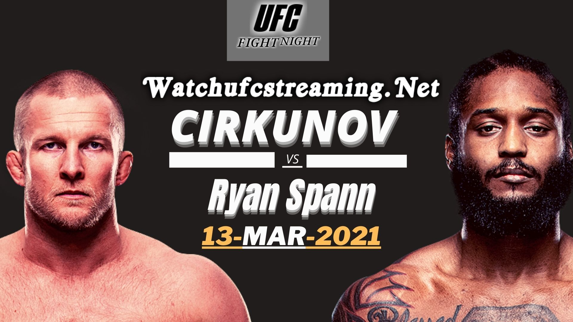 UFC | Cirkunov Vs Spann Highlights 2021 | Light Heavyweight