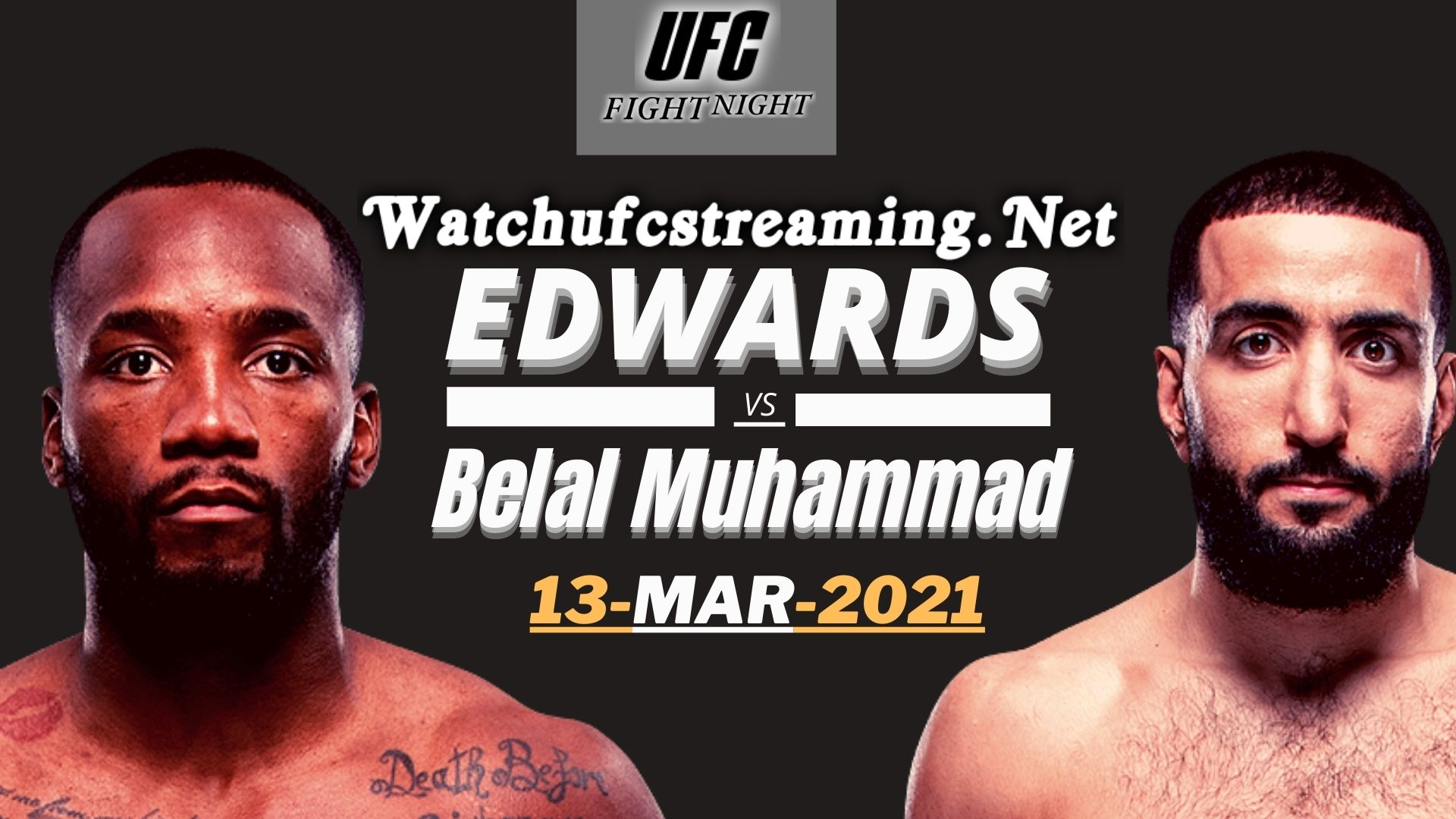 UFC | Edwards Vs Belal Highlights 2021 - Welterweight