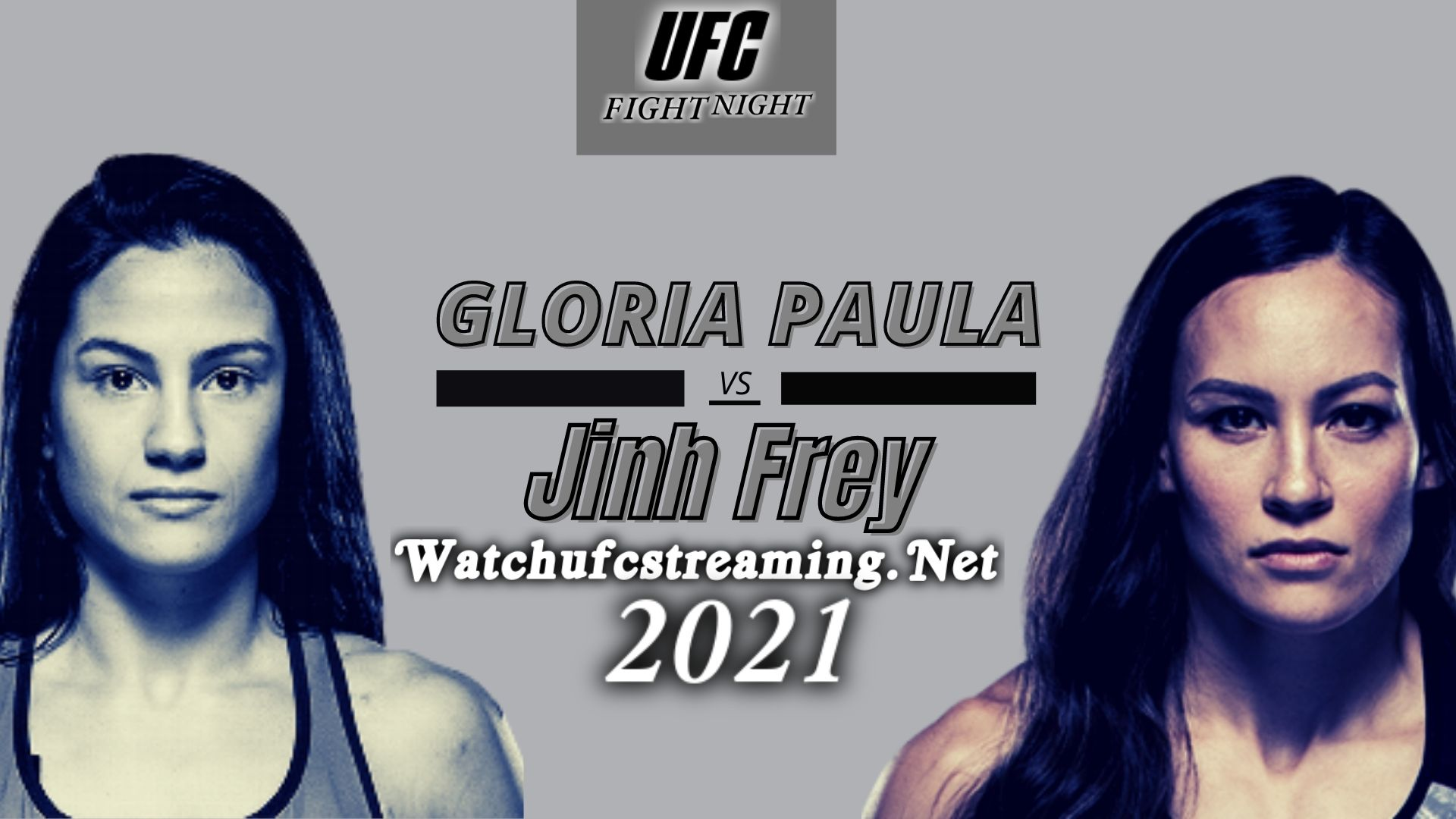 UFC | Gloria Vs Frey Highlights 2021 - Strawweight