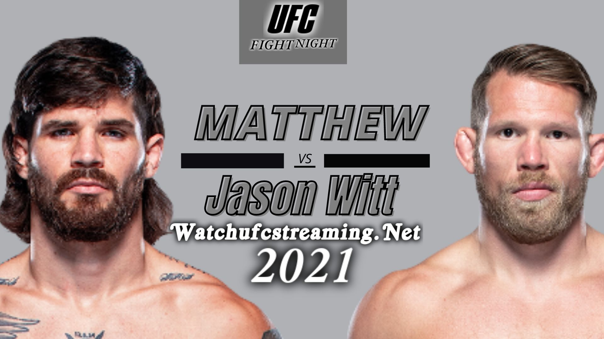 UFC | Matthew Vs Jason Highlights 2021 - Welterweight