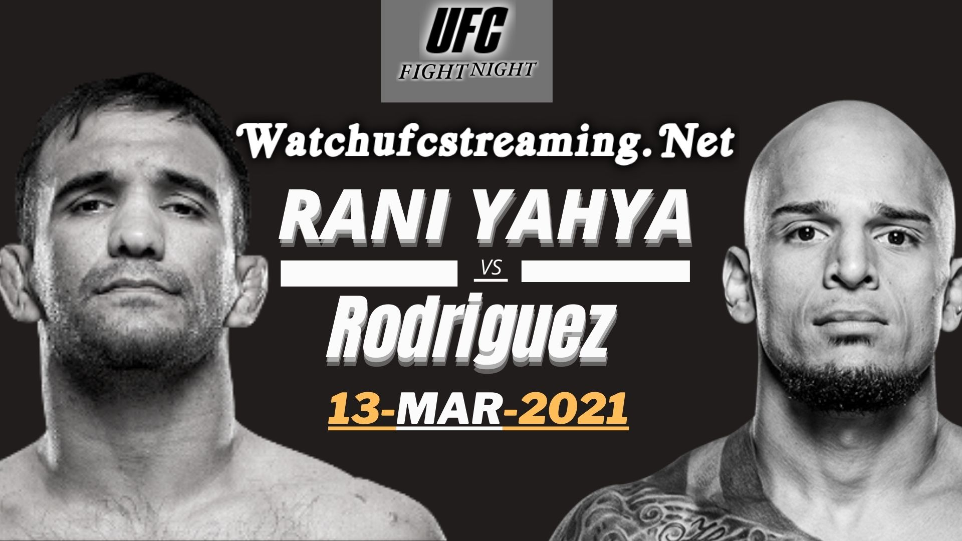 UFC | Yahya Vs Rodriguez Highlights 2021 - Bantamweight