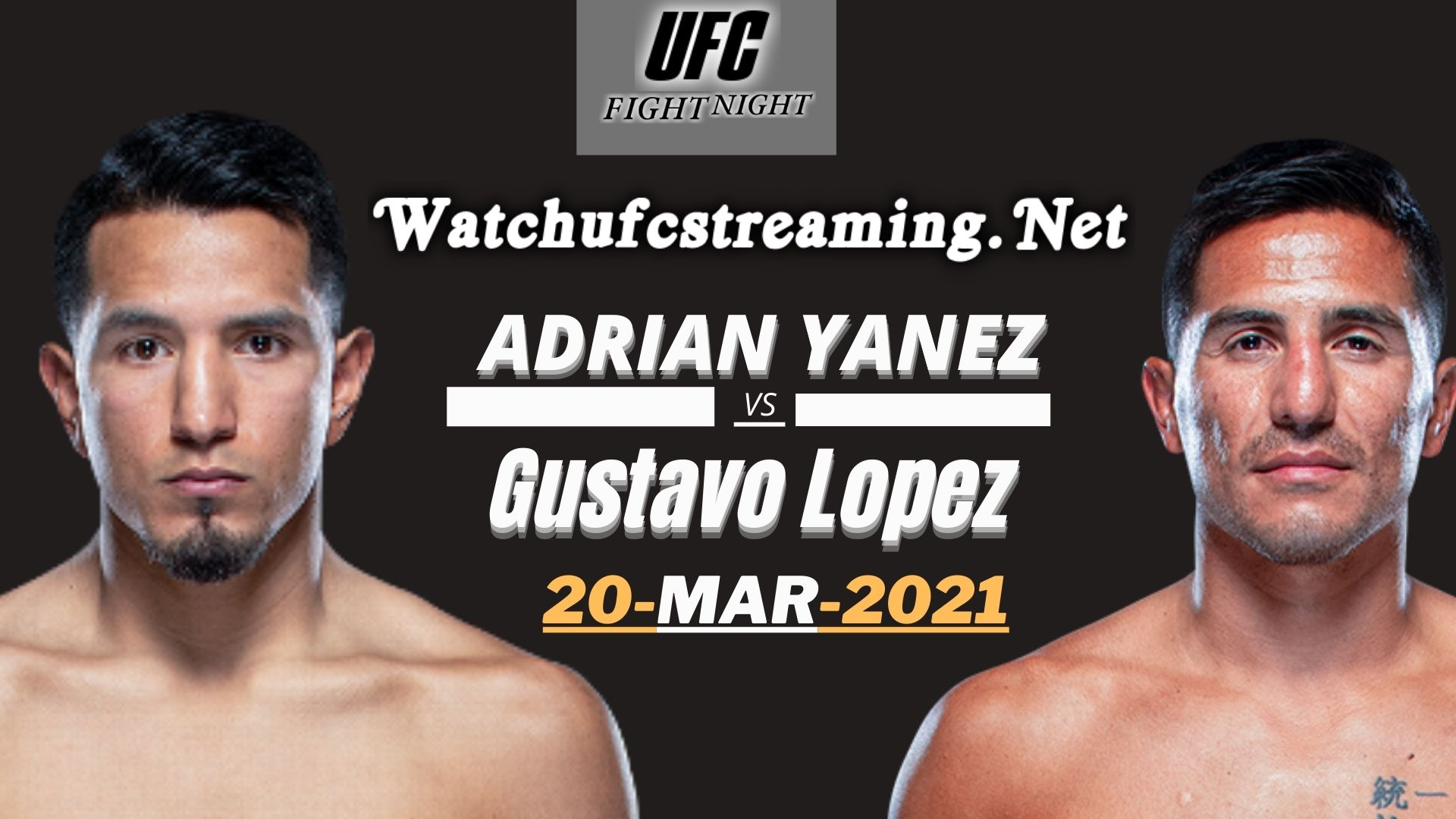 Adrian Yanez Vs Gustavo Lopez Highlights 2021 | UFC Fight Night