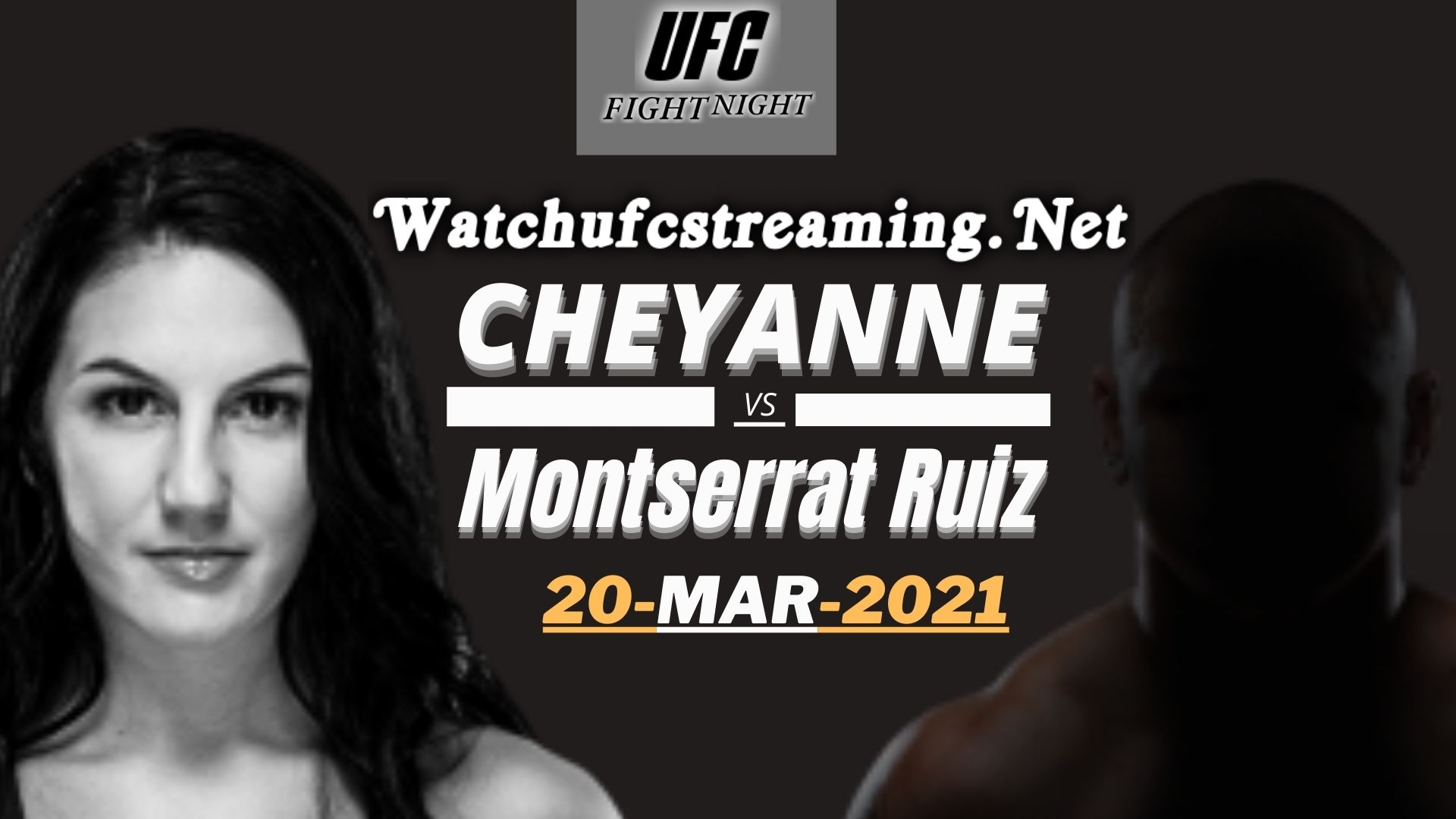 Cheyanne Buys Vs Montserrat Ruiz Highlights 2021 | UFC Fight Night
