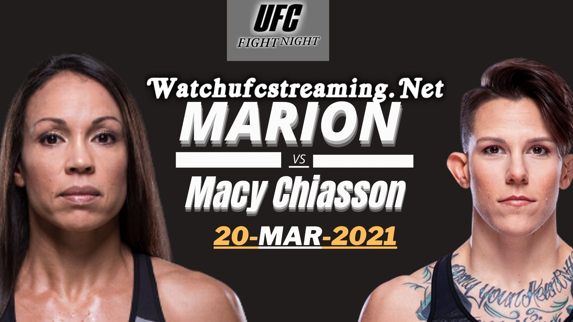 Marion Reneau Vs Macy Chiasson Highlights 2021 | UFC Fight Night