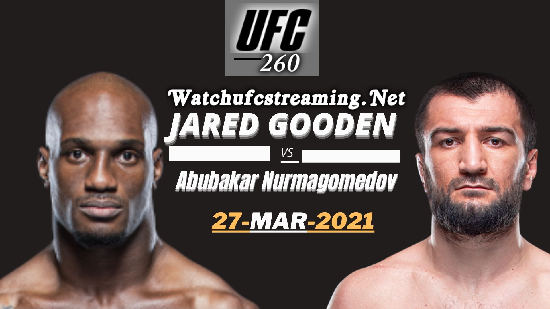 Highlights UFC 260 Gooden Vs Abubakar 2021